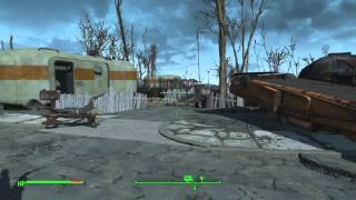 Fiddler's Green Trailer Estates Bunker Distress Signal Guide, Fallout 4