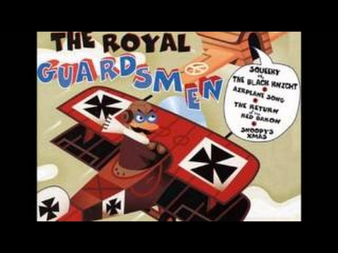 Snoopy VS The Red Baron - The Royal Guardsman - The Battle Of New Orleans - Laurie Records
