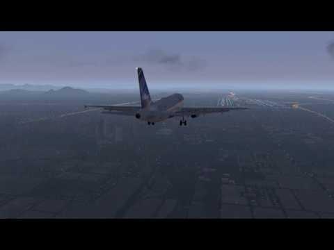 'Freeware' KPHX – Phoenix Sky Harbor Intl by MisterX6 - X-PLANE 11
