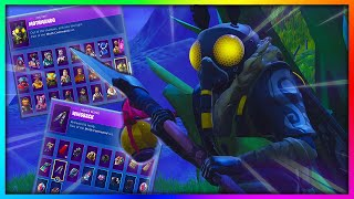"""Before You Buy """"MOTHMANDO"""" - All Skin and Back Bling's Combinations in Fortnite"""