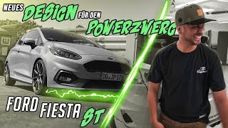 JP Performance - Neues Design für den Powerzwerg! | Ford Fiesta ST