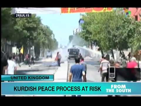 Turkish Attack on Kurds Provokes Huge Backlash