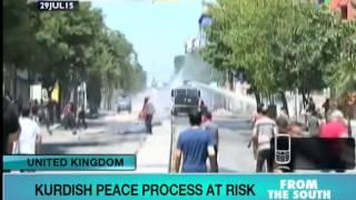 Turkish Attack on Kurds Provokes Huge Backlash