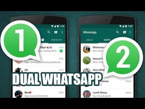 Aplikasi Untuk Double Whatsapp