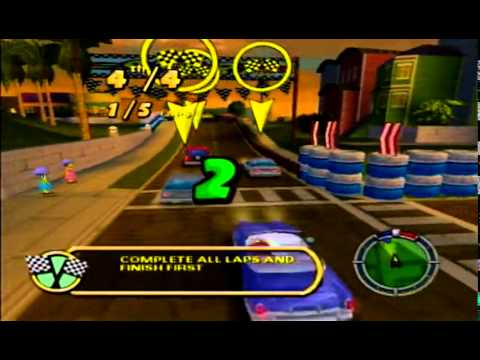 how to download and play simpsons hit and run
