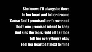 Saving Amy - Brantley Gilbert (w/ lyrics)