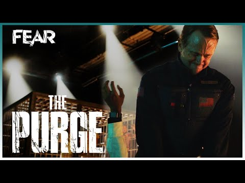 Joe Purges Jane | The Purge (TV Series)