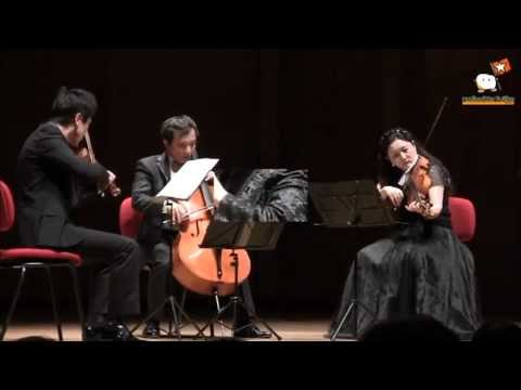 Musica Insieme: Beijing String Trio e Arnaldo de Felice