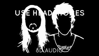 Louis Tomlinson & Steve Aoki - Just Hold On (8D Audio)