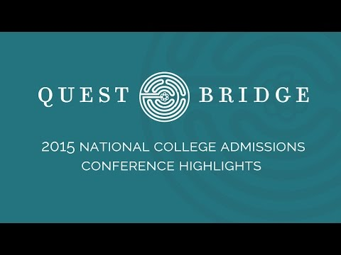 2015 National College Admissions Conference Highlights