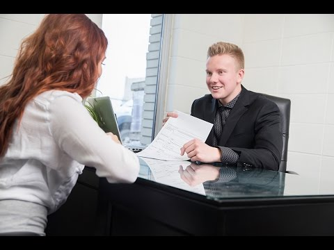 Occupational Video - Credit Manager