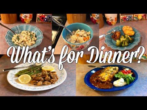 What's for Dinner?| Easy & Budget Friendly Family Meal Ideas| September 2-8, 2019