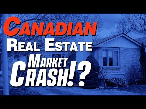 Canadian Real Estate Market Outlook 2019 | Housing Market | Crash | Canada Recession Vancouver