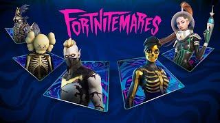 NEW *FORTNITEMARES 2021* UPDATE in Fortnite! (Duos w\/ My Girlfriend)
