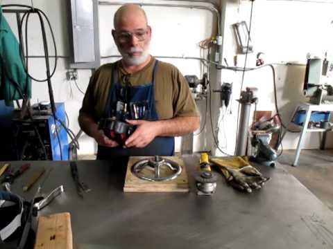 Autometric Handwheel Part 3