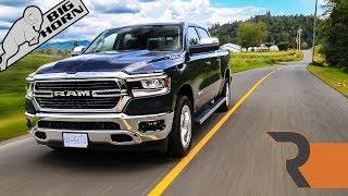 2019 Ram 1500 Big Horn   Does the Pentastar V6 Have Enough Grunt?!