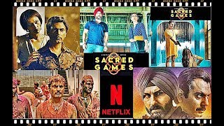 Sacred Games Review (American) - Better than Narcos?