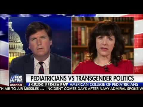 Dr. Michelle Cretella Exposes How Transgenderism Harms Children In Interview With Tucker Carlson