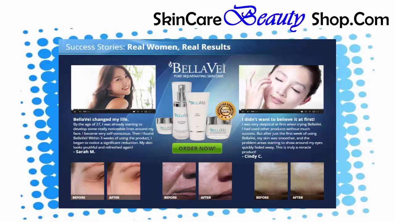 Bellavei Paket Pure Rejuvenating Skin Care 4 In 1 Original Usa System Eksklusif Harga Cream Murah 083863116126