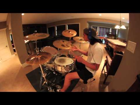 Listen to your Heart-Alicia keys(Drum cover)