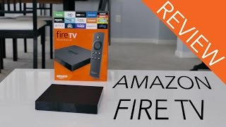 New Amazon Fire TV (2015) Review!!