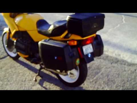1986 BMW K75S SPORT TOURING FOR SALE