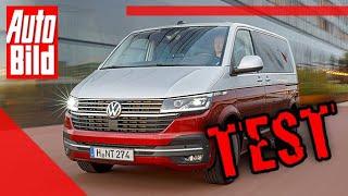 VW T6.1 Multivan (2019): Test - Bus - Bulli - Facelift