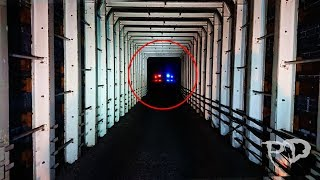 What Are They Hiding UNDERGROUND In These SECRET Tunnels ( We Had To Escape )