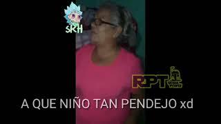 El rap de la abuela