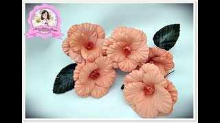Flor Peônia em Eva – Para Iniciantes