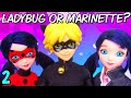 Cat Noir and Marinette dating?!? Miraculous ladybug doll comic doll video part 2