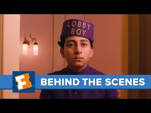 The Grand Budapest Hotel | Behind the Scenes | FandangoMovies