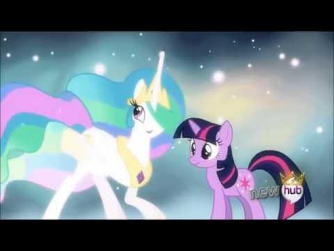 Twilight Sparkle Becomes An Alicorn Princess