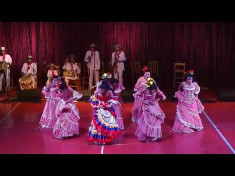Colombian folk dance: Cumbia