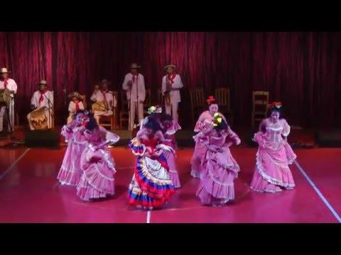 Colombian folk dance: Cumbia
