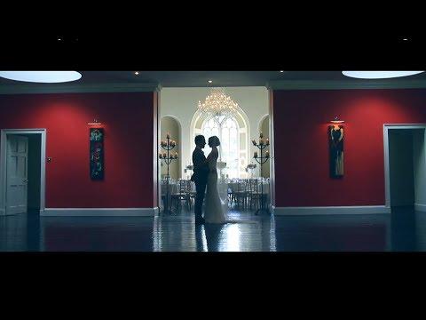 Slane Castle wedding video, Ireland