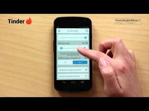 mobile dating und flirt app
