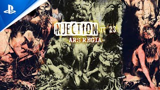 Injection π23 - Ars Regia - Reveal Trailer   PS5, PS4