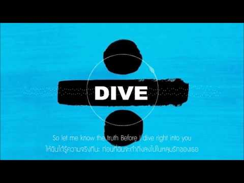 Ed Sheeran - Dive...