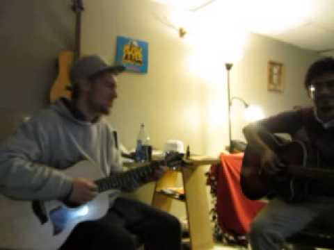 """It's an Awesome Feeling"" Acoustic Freestyle Based on Near Death Experience"