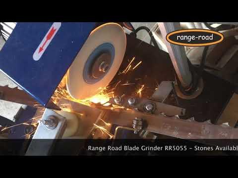 Range Road RR5055 Bandsaw Blade Sharpener