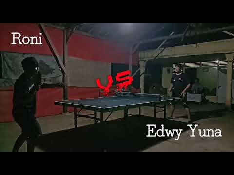 Edwy Yuna VS Roni - Pingpong Wangon from YouTube · Duration:  10 minutes 3 seconds