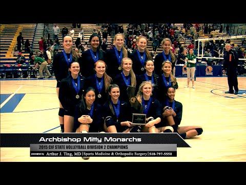 Archbishop Mitty Wins 12th State Championship