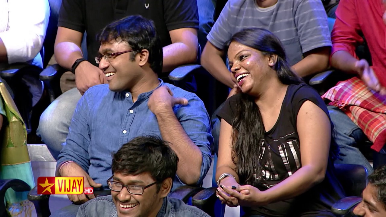 Neeya Naana - 25th December 2016   Promo 2 - Vijay