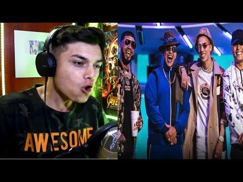 [Reaccion] Asesina Remix – Brytiago / Darell / Daddy Yankee / Ozuna / Anuel AA – Themaxready