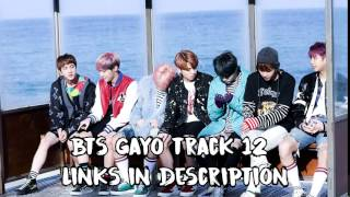 [ENG SUB] [INDO SUB] 170404 BTS Gayo Track 12 (Links in description)