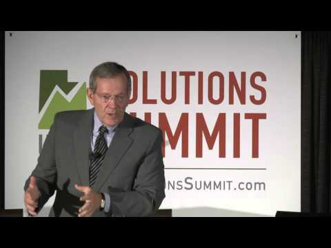 Solutions Summit Remarks: Former Governor Michael Leavitt ...