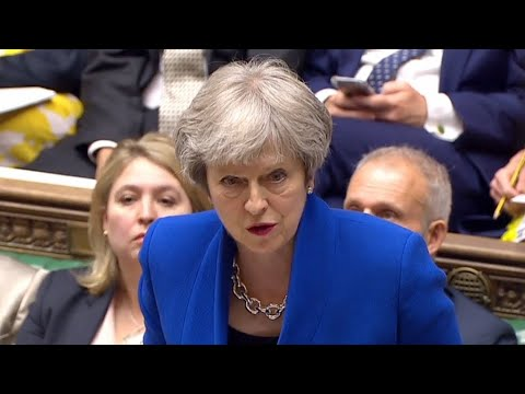 بريطانيا: ماي تتجنب أزمة جديدة بعد تصويت النواب ضد منح البرلمان حق تعطيل اتفاق البريكسيت  - نشر قبل 4 ساعة
