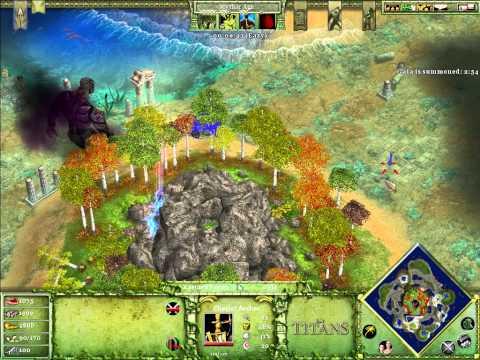 Age of Mythology: The Titans Speedrun M12 (12:52)