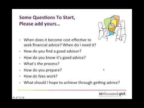10thousandgirl Free Webinar  How To Find Trusted Advice 24 08 2015 12 31 pm